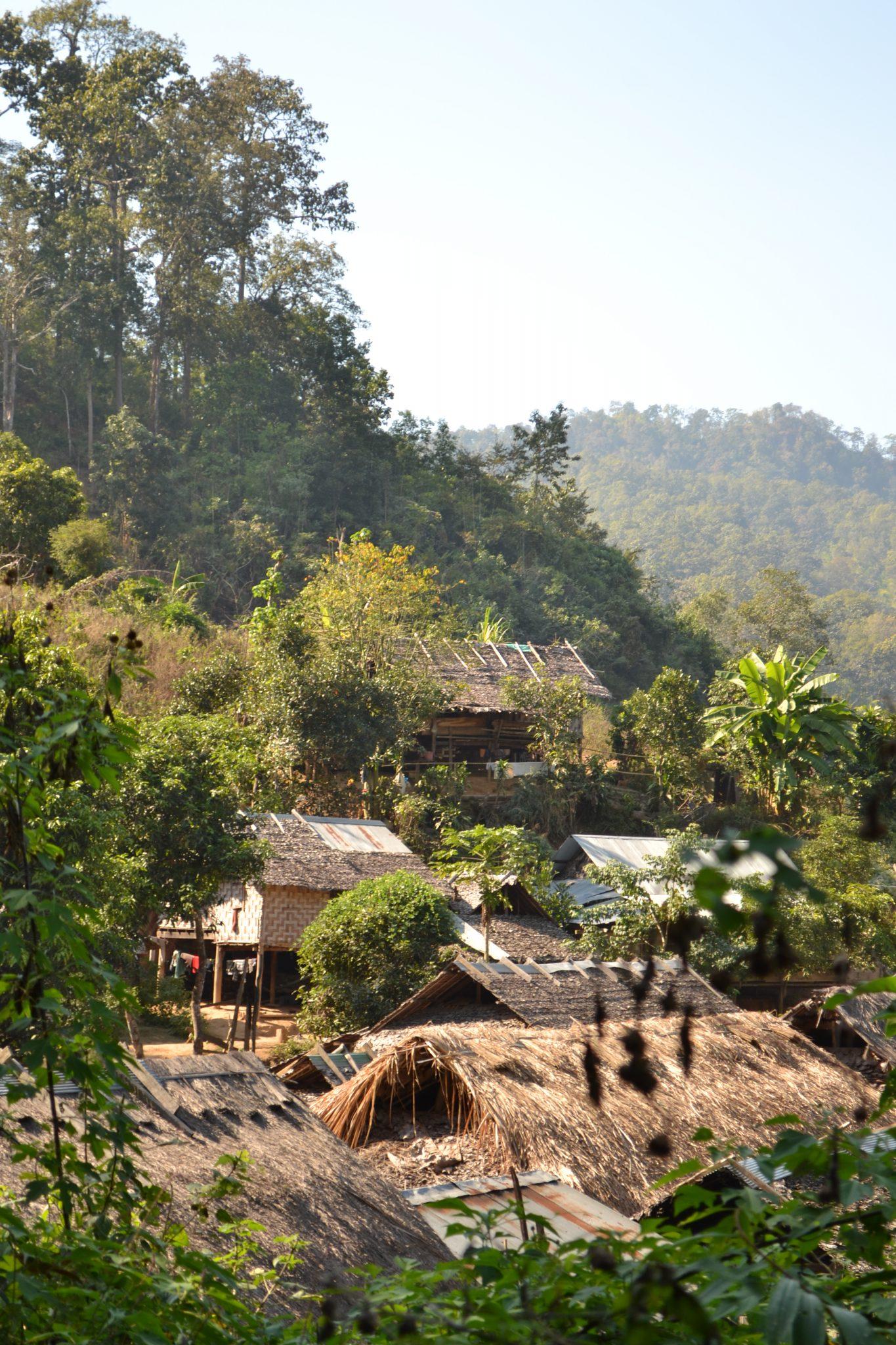 Huay Sua Thao. Photo by: Joney Habraken