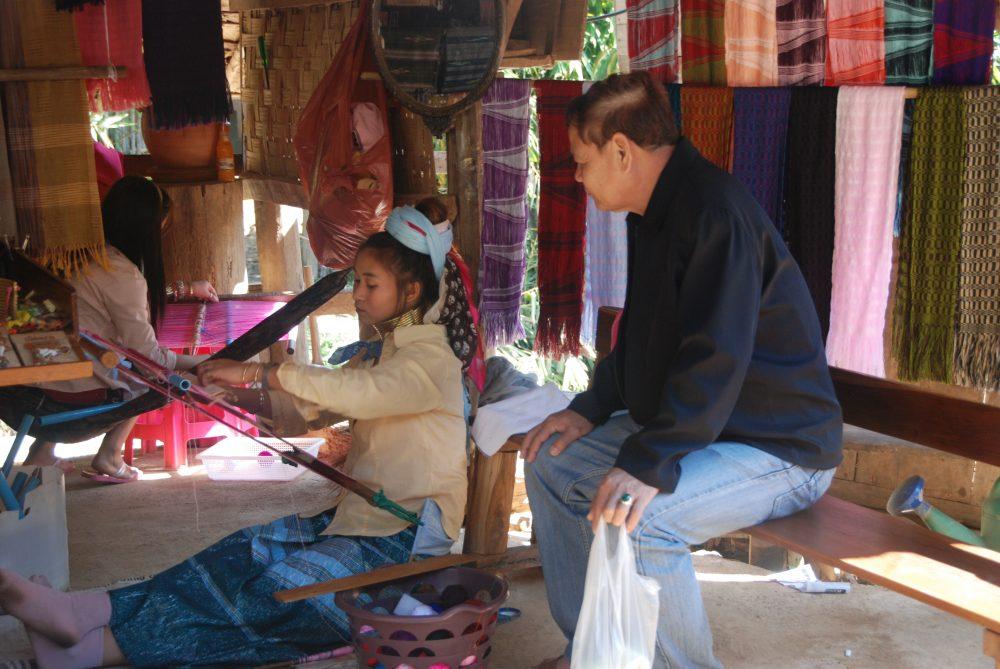 Kayan tourism